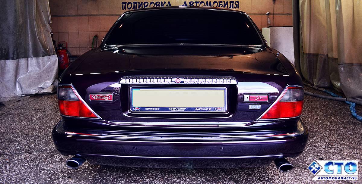 Полировка авто Харьков